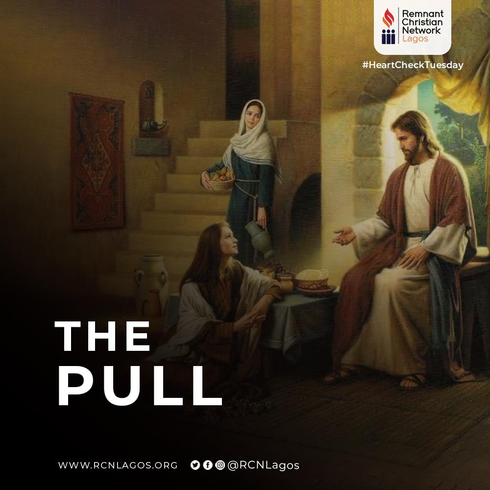 Heart Check Tuesday - The Pull