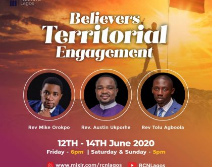 Rules of Engagement II Rev Austin Ukporhe II Rev Tolu Agboola II Apostle Michael Orokpo