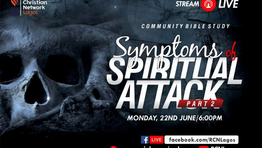 Symptoms of Spiritual Attack-Fear II Part 2